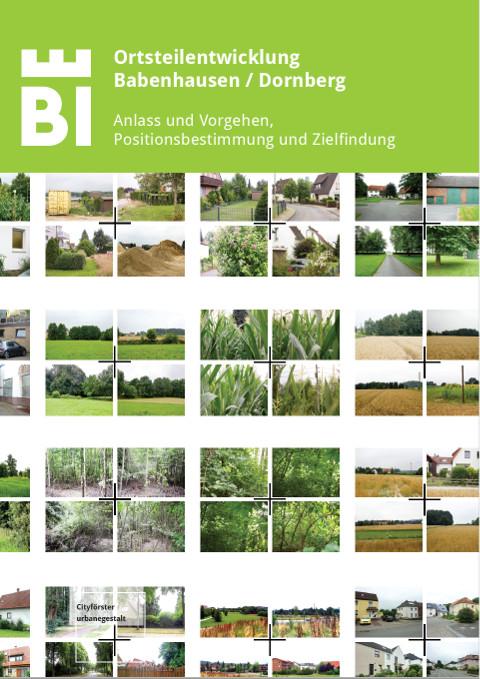 Ortsteilentwicklungskonzept Babenhausen / Dornberg