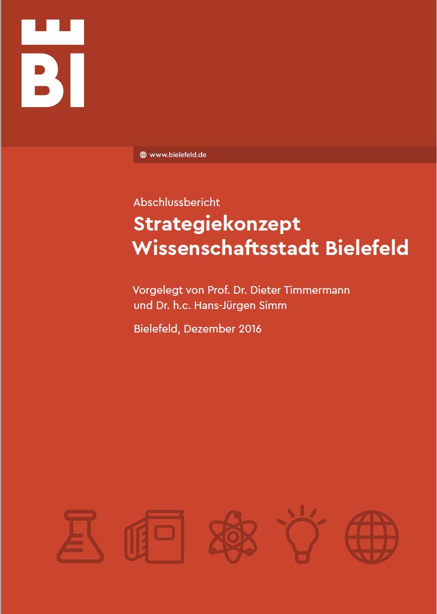 """Abschlussbericht """"Wissenschaftsstadt"""""""